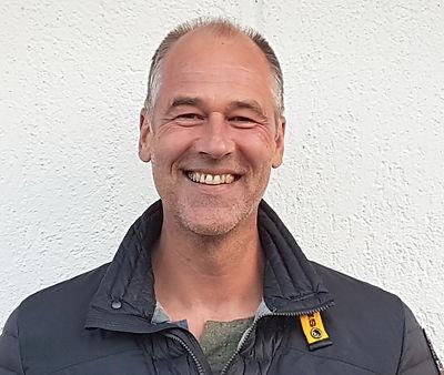 Ralf Sibma, neuer Abteilungsleiter der Tennisabteilung des DJK Germania Hoisten