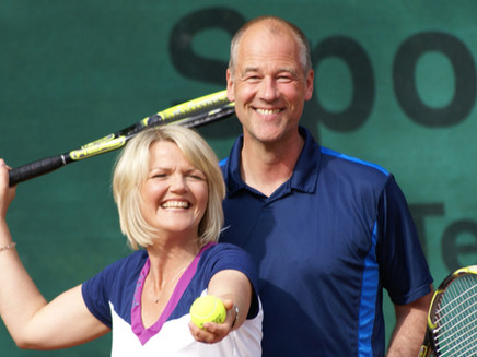 Ralf Sibma ist neuer Abteilungsleiter in der Tennisabteilung.