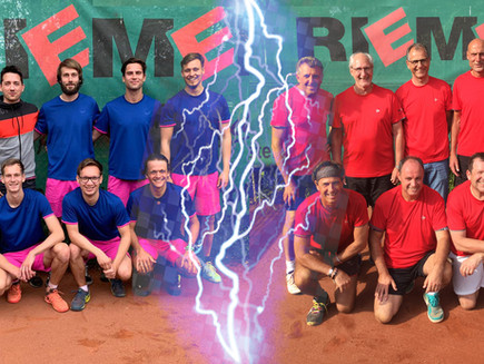 Der Tennis-Showdown des Jahres!