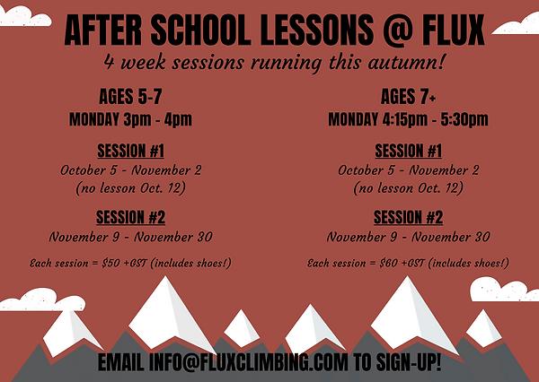 Flux After School Lessons Autumn 2020.pn