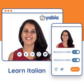 yabla 1200x1200 italian interface text.j