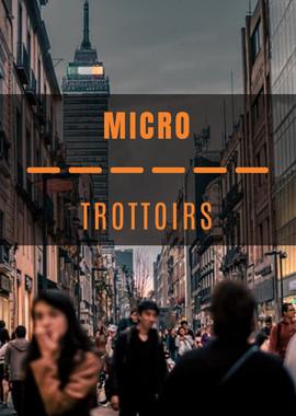 Micro Trottoirs