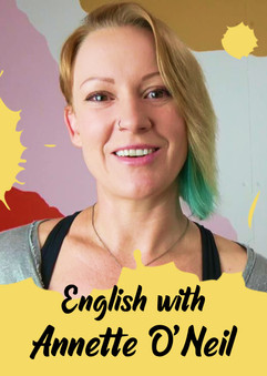 English with Annette O'Neil