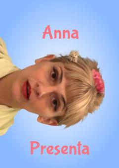 Anna presenta