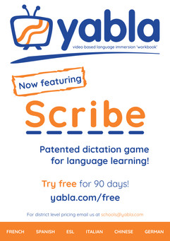 scribe one pager