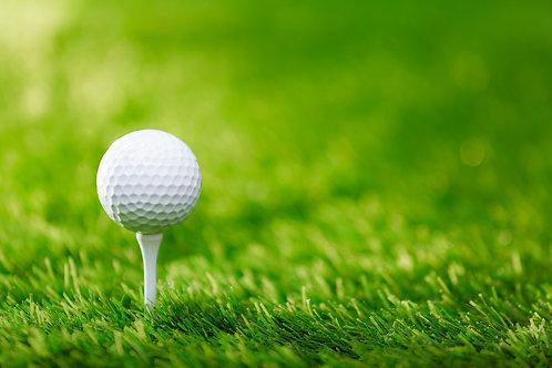 Golf Tournament Individual