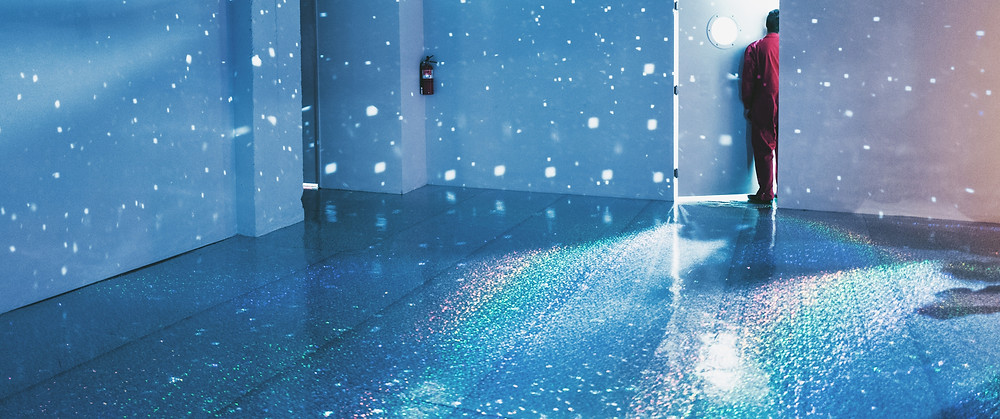 projection lights rental - glitter room
