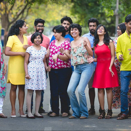 Bangalore Broadway Company // Promo @ Raw Straw Cafe [Video]