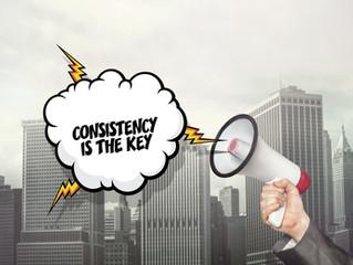 Consistency Always Beats Doubt