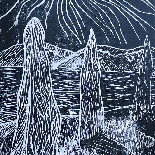 Ring of Brodgar - Lorraine Wiseman
