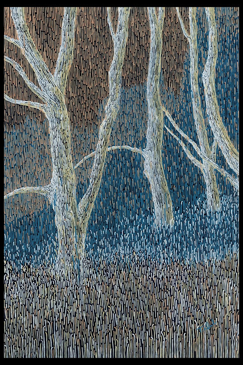 In the light of the trees IV - Thomas Neal