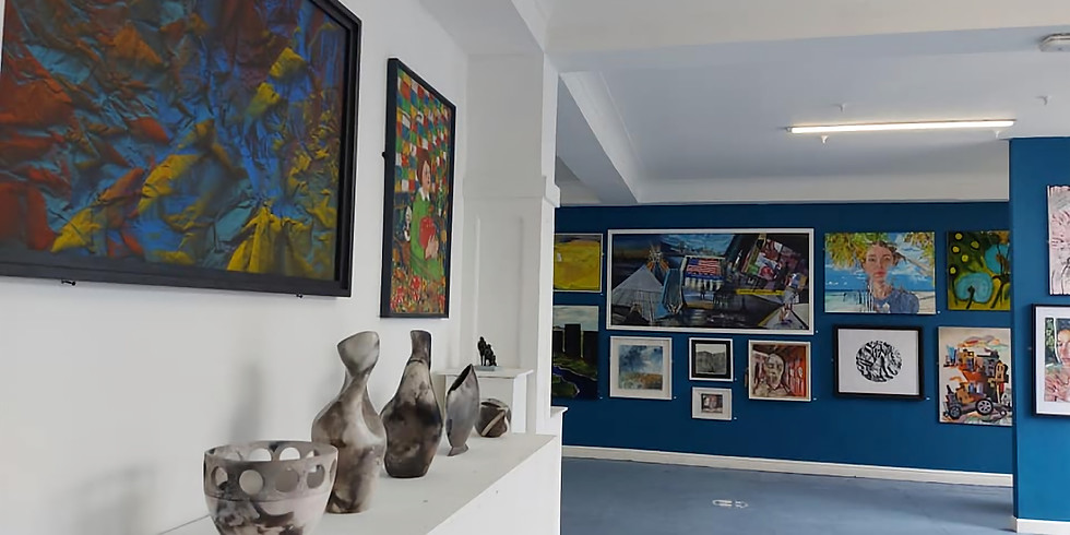D31 Art Gallery Summer Exhibition Private view - For Businesses