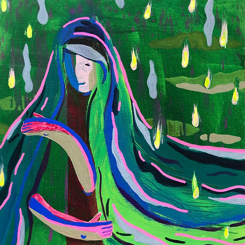 Turf Cloak - Helen Dryden