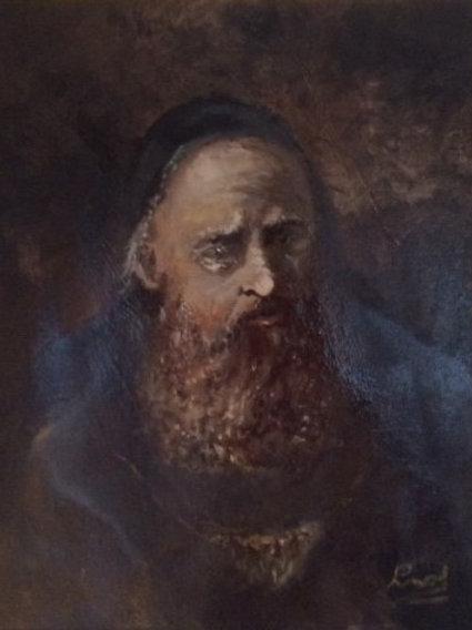After Rembrandt - Paul Ward