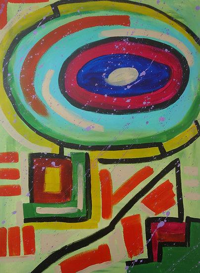 Rothko said No 1