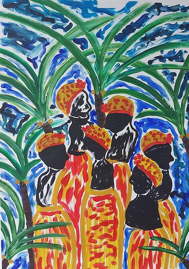 WOMEN OF UMUEBUBEM