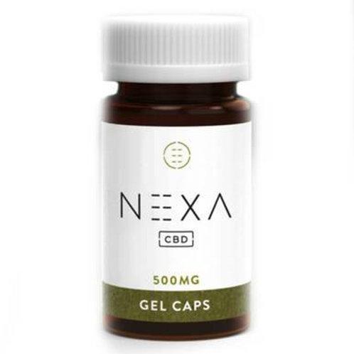 Nexa CBD - CBD Softgels - Full Spectrum - 500mg