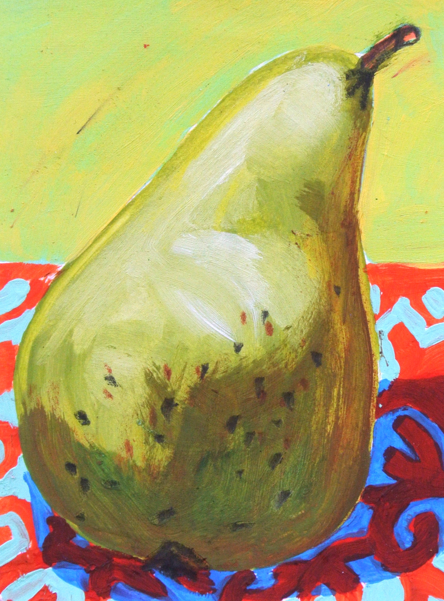 Pear 8 x 11 cm