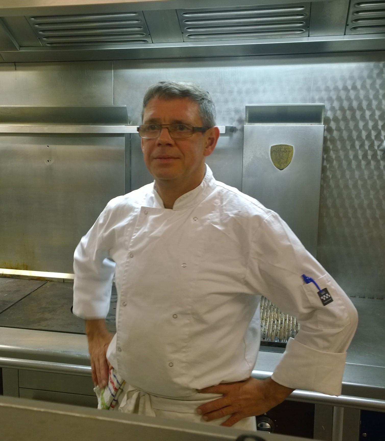 Patrick eigenaar - chef