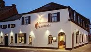 Voorgevel Restaurant Rembrandt Lebbeke