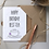 Thumbnail: Happy Birthday Best Tea / Best Friend Card - Seeded Card