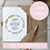Thumbnail: Personalised Daisy Happy Birthday Card - Seeded Card
