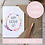 Thumbnail: Personalised Boho Happy Birthday Card - Seeded Card