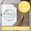 Thumbnail: Bridesmaid Proposal Card - Daisy Seeded