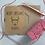 Thumbnail: Personalised Christmas Card Reindeer - Kraft Card