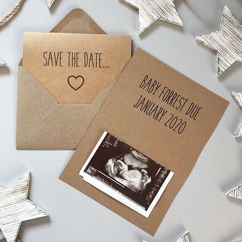 SAVE THE DATE - KRAFT