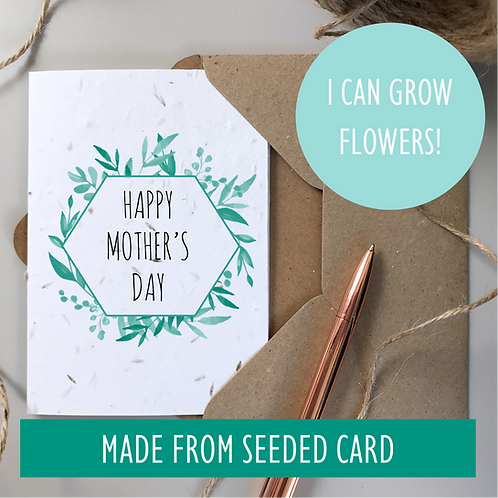 Mother's Day Green Foliage - Seeded