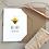 Thumbnail: Bee Safe Card - White