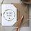 Thumbnail: Bee Safe Daisy Card - Seeded