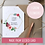 Thumbnail: Bridesmaid Proposal Card - Blush Seeded