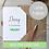 Thumbnail: Bridesmaid Proposal Card - Foliage Seeded