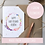Thumbnail: Happy Baby Shower Card - Seeded