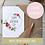 Thumbnail: Happy Birthday Card Blush - Seeded Card