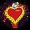 Thumbnail: Sacred Heart Ny fat cap TShirt