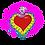 Thumbnail: Sacred Heart Pink Adapter TShirt