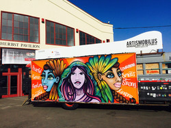 Collaboration with Agana Oakland