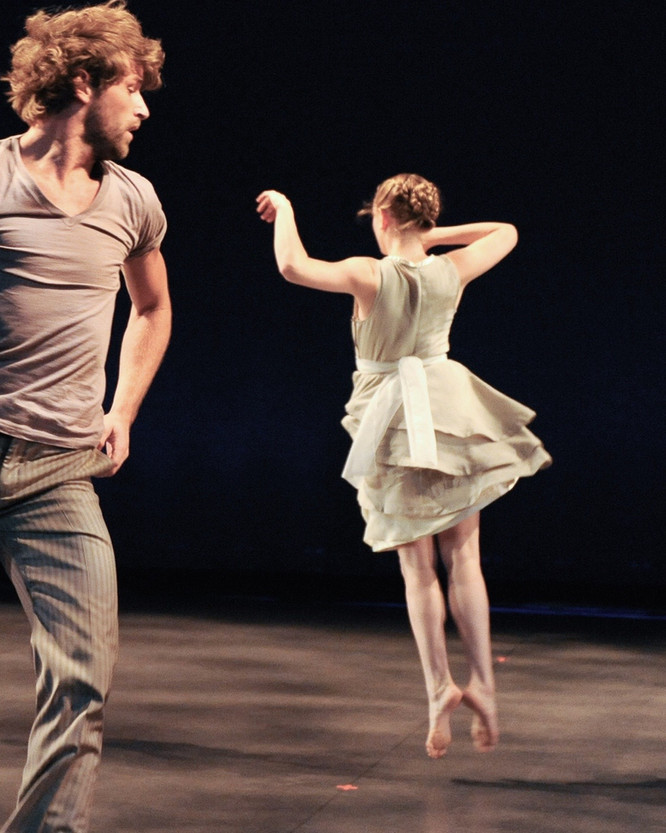 LaneCoArts Dancers: Colin Baja, Joy Voelker