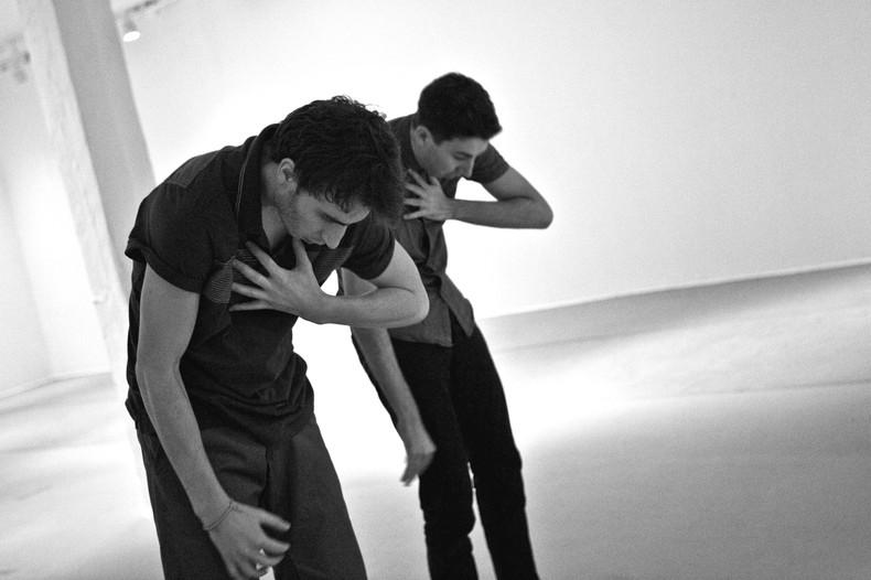 LaneCoArts  Dancers: Aurelien Peillex, Joseph Wamp