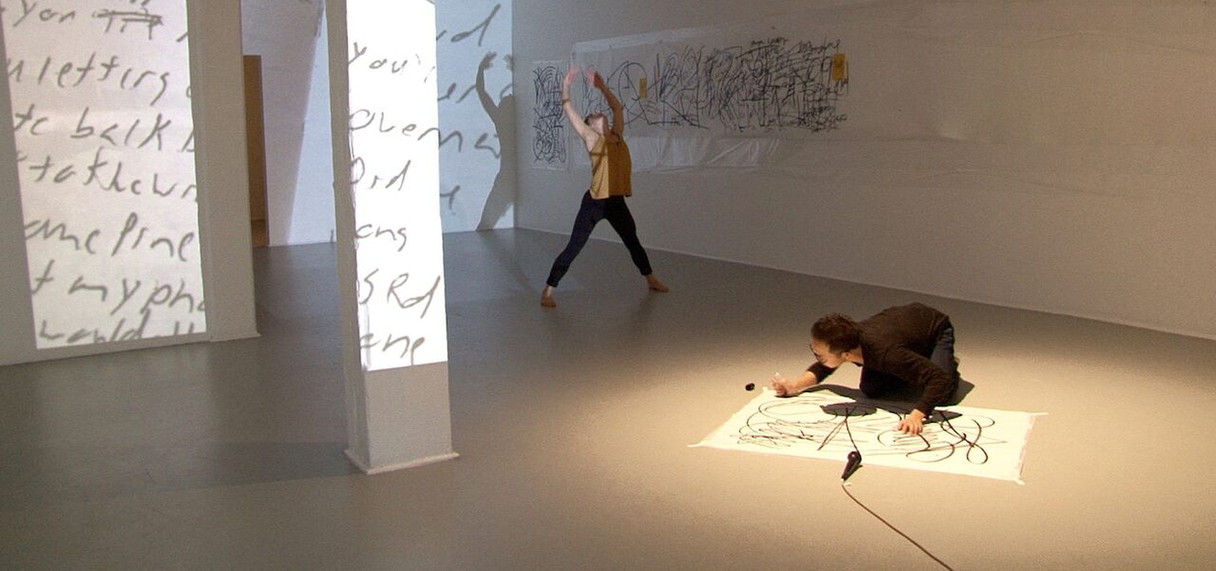 """LaneCoArts  Performance: """"Searching for a Phase Change"""""""