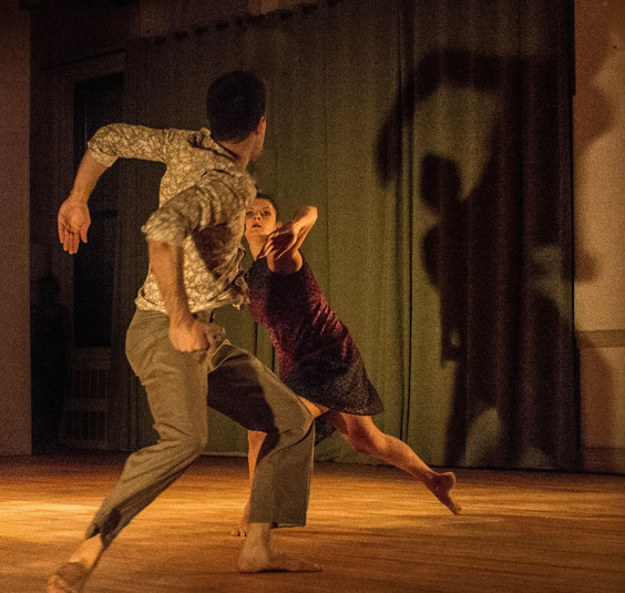 LaneCoArts  Dancers: Julien Frei, Julia Ehrstrand