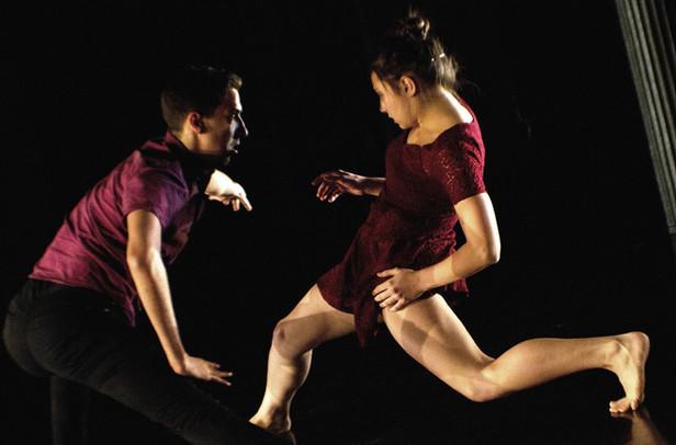 LaneCoArts  Dancers: Laurena Santos, Joseph Wamp