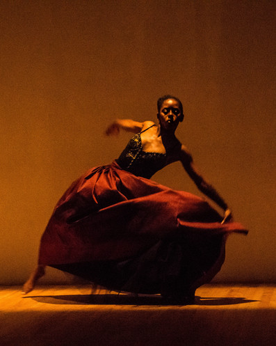 "LaneCoArts Dancer: Tiffany Rea-Fisher Performance: ""Striptease"""