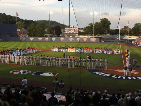 Little League Classic was a HUGE success for the Cubs and young ballplayers!