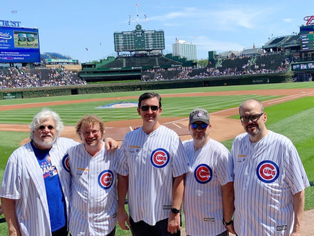 Wrigley Field and Cubs vs Brewers!!!