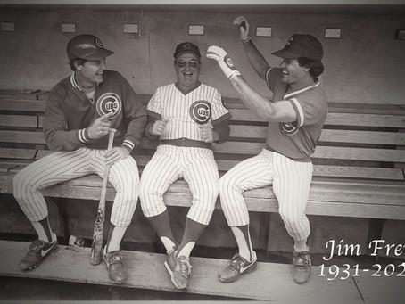 The Passing of baseball great Jim Frey