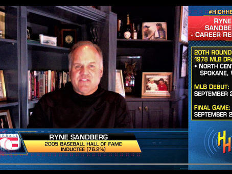 Ryne Sandberg Interview with Craig Russo on High Heat and Ryne joining Marquee Network